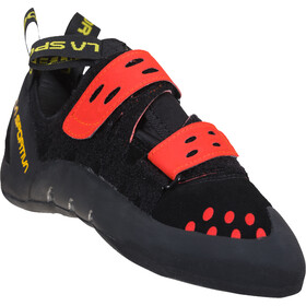 La Sportiva Tarantula Climbing Shoes Men black/poppy